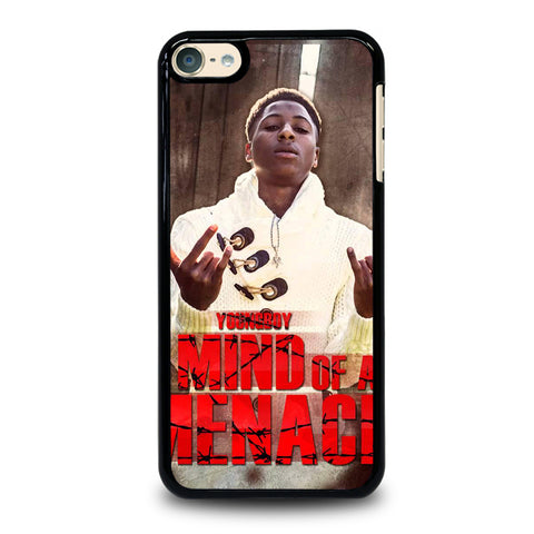 YOUNGBOY NBA YOUNG RAPPER iPod Touch 6 Case Cover