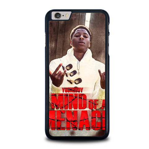 YOUNGBOY NBA YOUNG RAPPER iPhone 6 / 6S Plus Case Cover