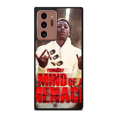 YOUNGBOY NBA YOUNG RAPPER Samsung Galaxy Note 20 Ultra Case Cover