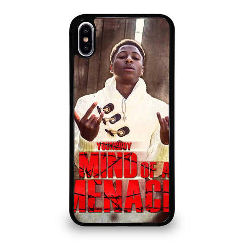 YOUNGBOY NBA YOUNG RAPPER iPhone XS Max Case Cover