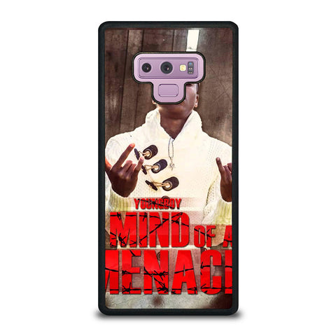 YOUNGBOY NBA YOUNG RAPPER Samsung Galaxy Note 9 Case Cover
