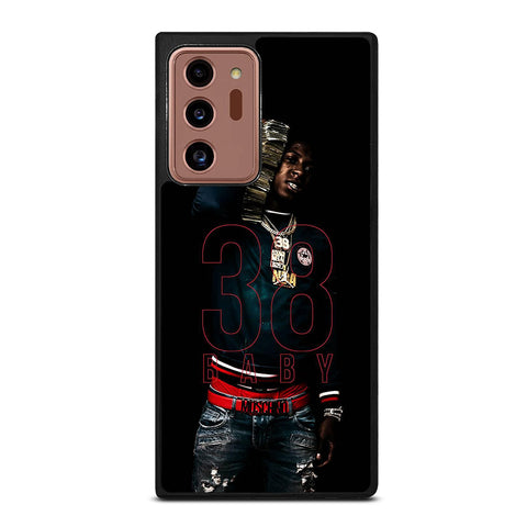 YOUNGBOY NEVER BROKE AGAIN 38 Samsung Galaxy Note 20 Ultra Case Cover