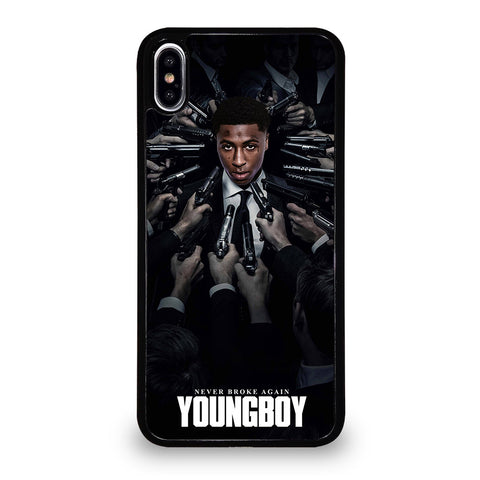 YOUNGBOY NEVER BROKE AGAIN iPhone XS Max Case Cover