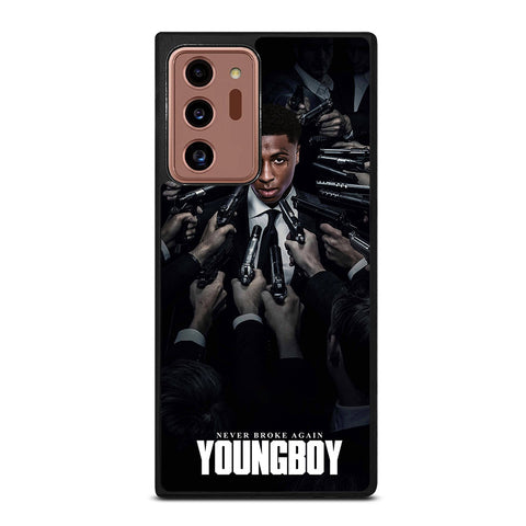 YOUNGBOY NEVER BROKE AGAIN Samsung Galaxy Note 20 Ultra Case Cover