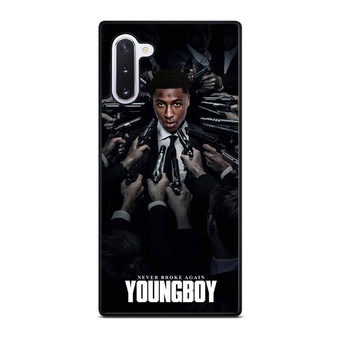 YOUNGBOY NEVER BROKE AGAIN Samsung Galaxy Note 10 Case Cover