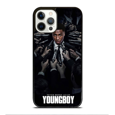 YOUNGBOY NEVER BROKE AGAIN iPhone 12 Pro Case Cover