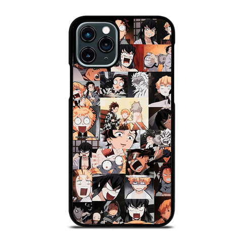 ZENITSU KAWAII COLLAGE iPhone 11 Pro Case Cover