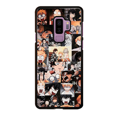 ZENITSU KAWAII COLLAGE Samsung Galaxy S9 Plus Case Cover