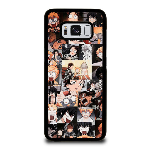 ZENITSU KAWAII COLLAGE Samsung Galaxy S8 Case Cover