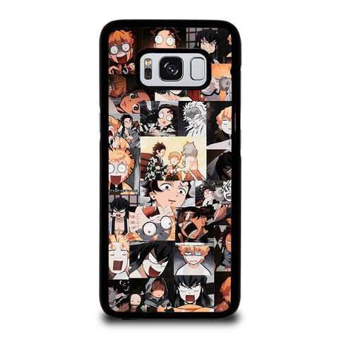 ZENITSU KAWAII COLLAGE Samsung Galaxy S8 Plus Case Cover
