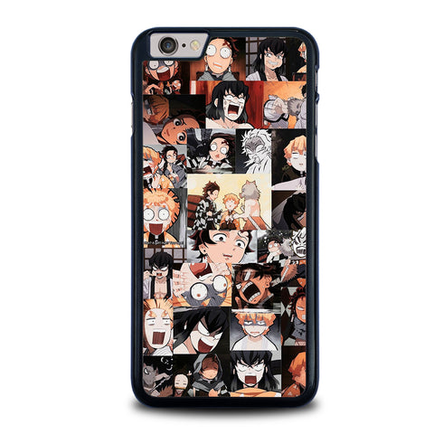 ZENITSU KAWAII COLLAGE iPhone 6 / 6S Plus Case Cover