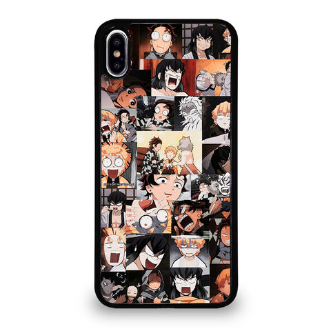 ZENITSU KAWAII COLLAGE iPhone XS Max Case Cover