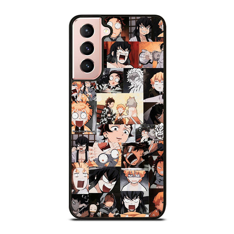 ZENITSU KAWAII COLLAGE Samsung Galaxy S21 Case Cover