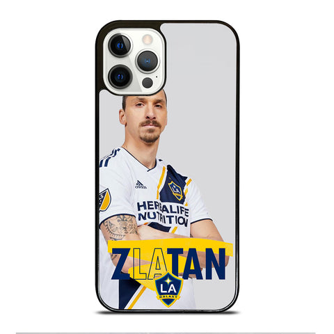 ZLATAN IBRAHIMOVIC GALAXY iPhone 12 Pro Case Cover