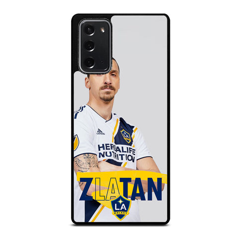 ZLATAN IBRAHIMOVIC GALAXY Samsung Galaxy Note 20 Case Cover
