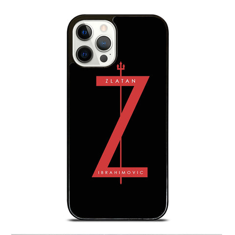ZLATAN IBRAHIMOVIC UNITED iPhone 12 Pro Case Cover
