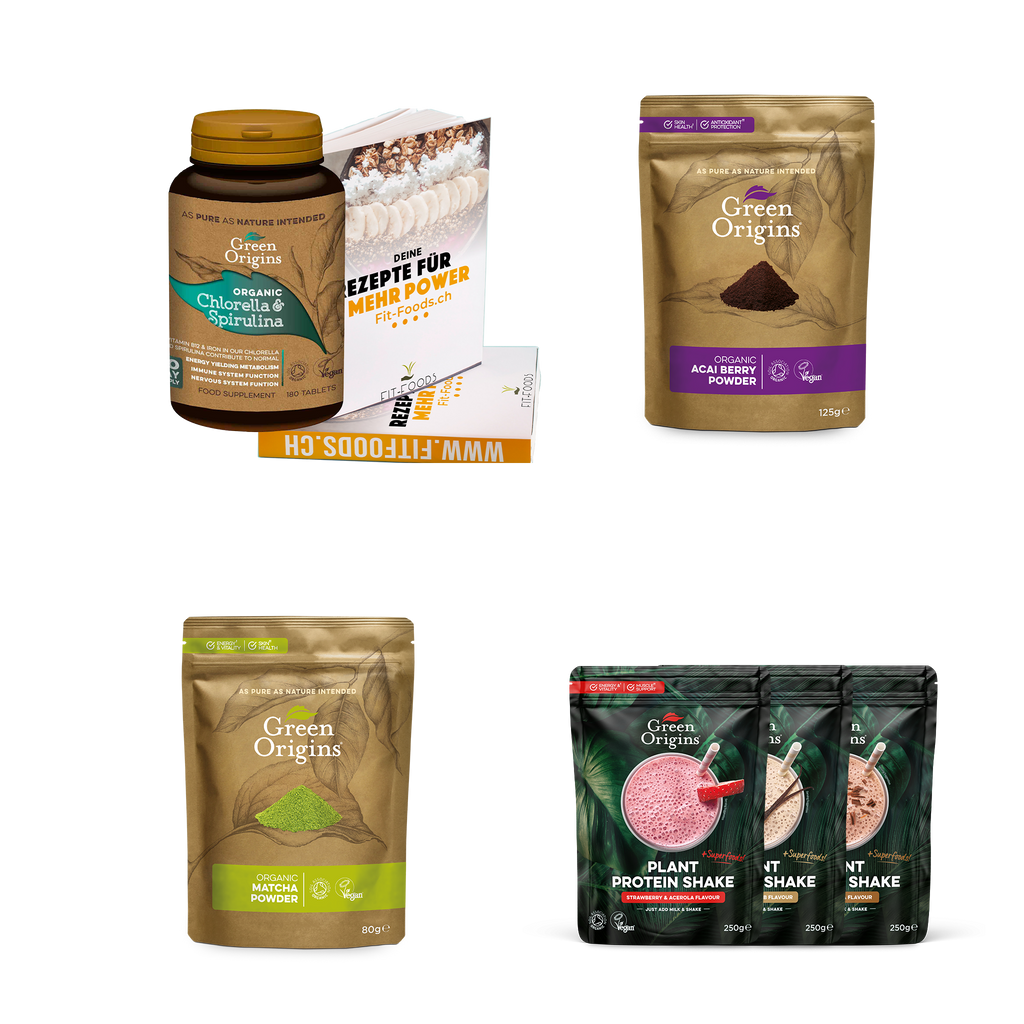Ultimate Health Set - Fitfood.ch - Superfood