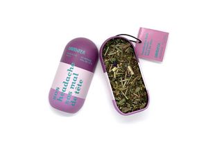 Lavender Mint Tea Capsule