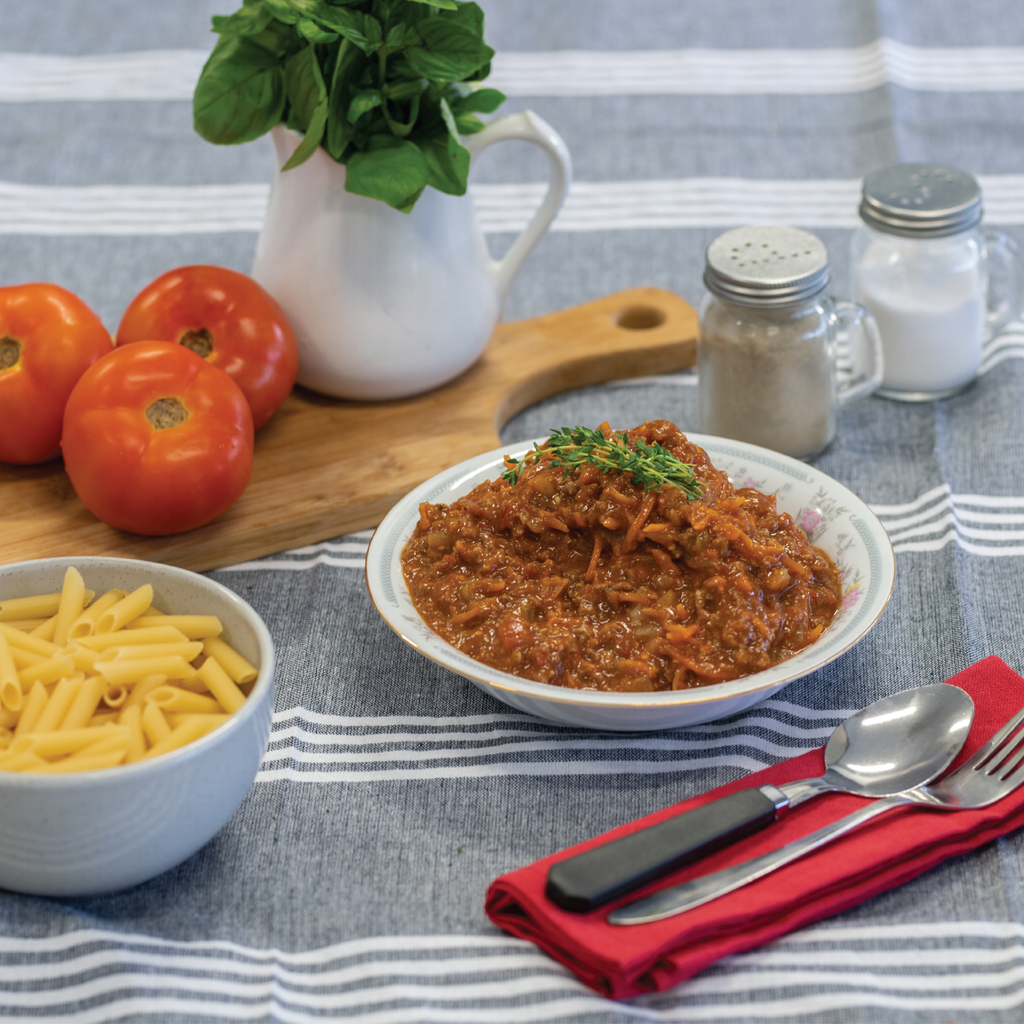 Bolognaise Sauce: Dishes to Share (3-4 portions)