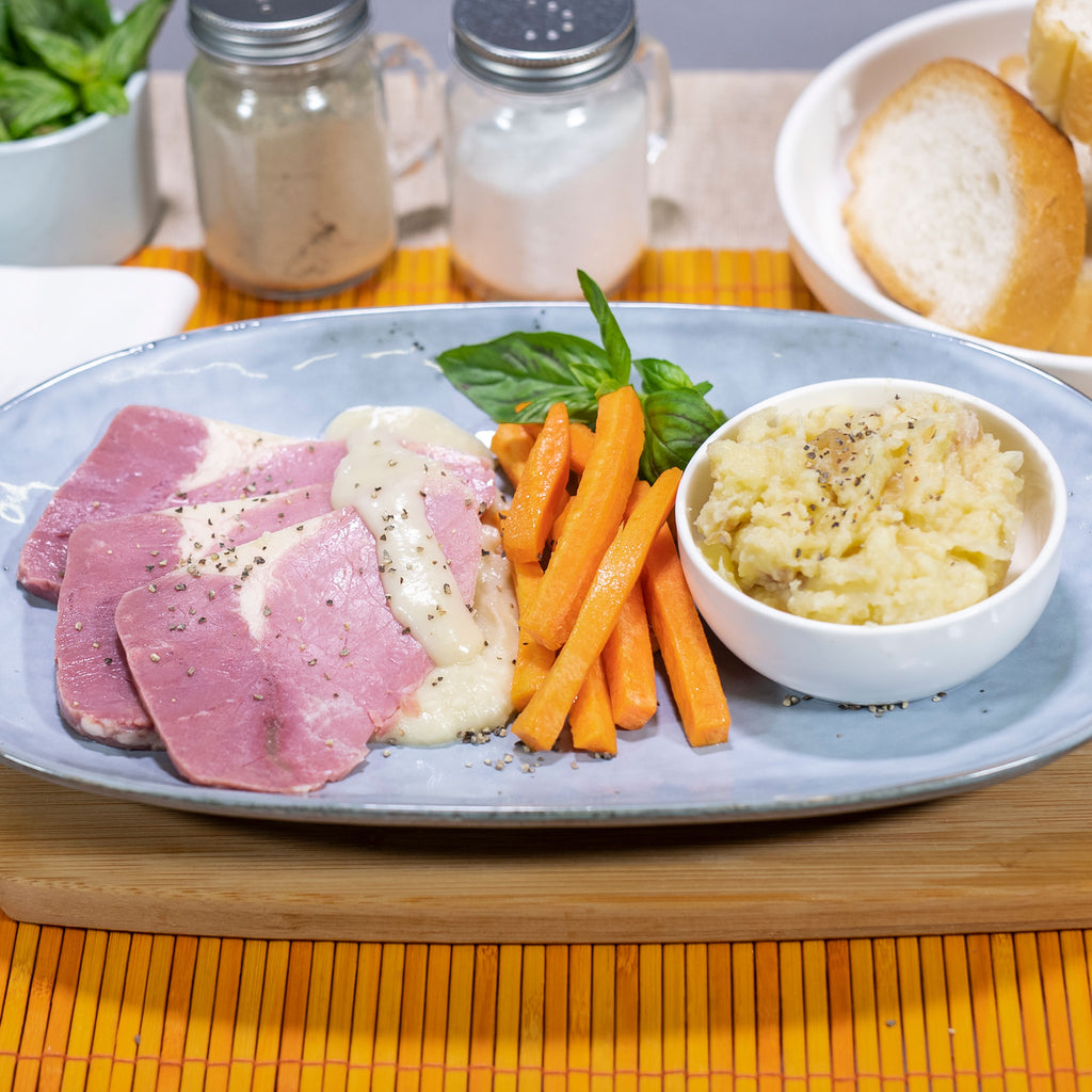 Corned Beef (single serve meal)