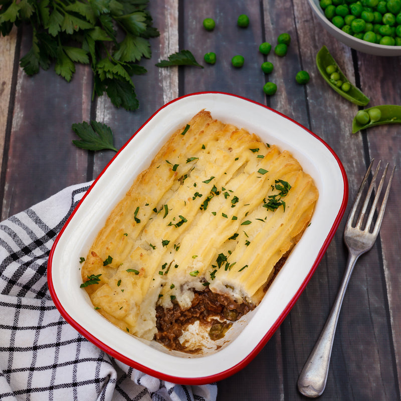 Cottage Pie Dishes to Share (3-4 portions)