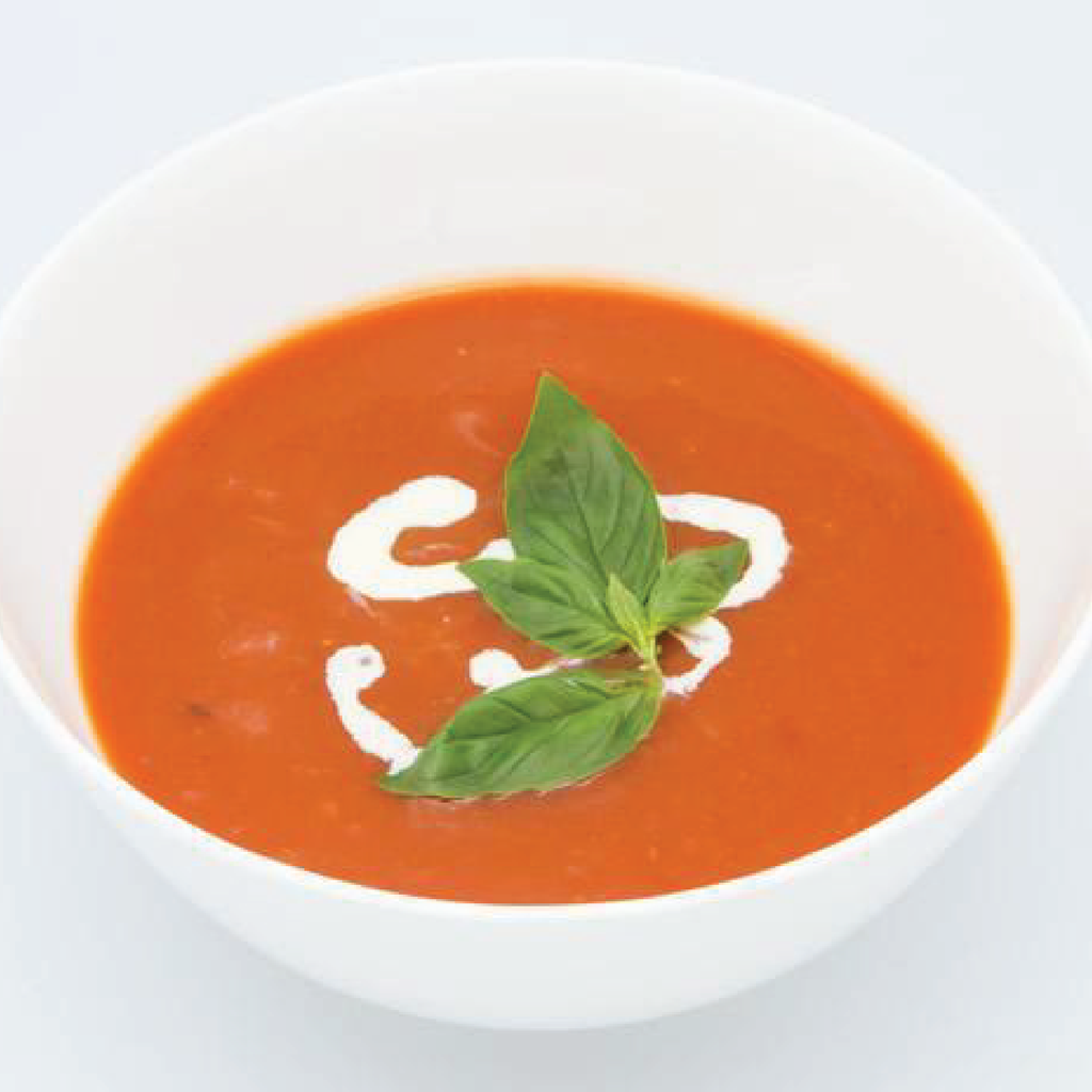 Creamy Tomato Soup (single serve)