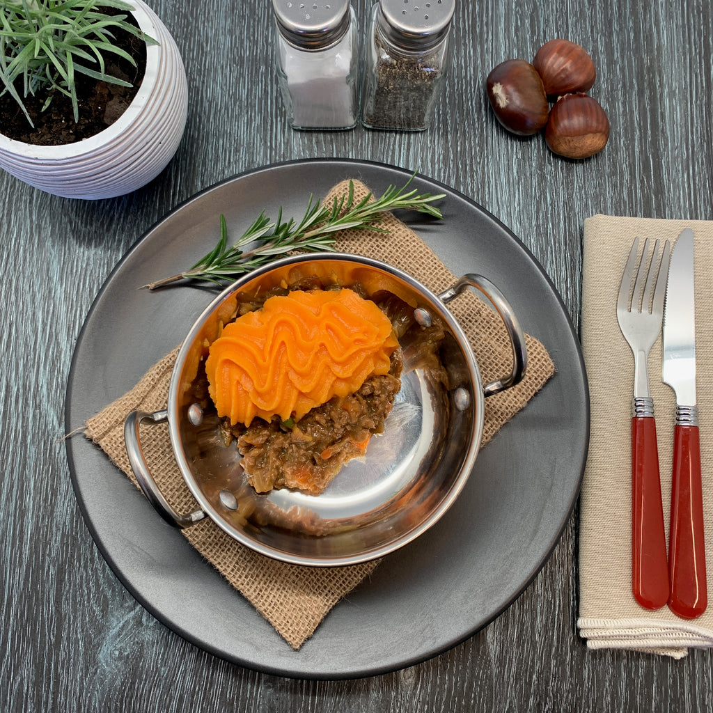 Shepherd's Pie (single serve meal)