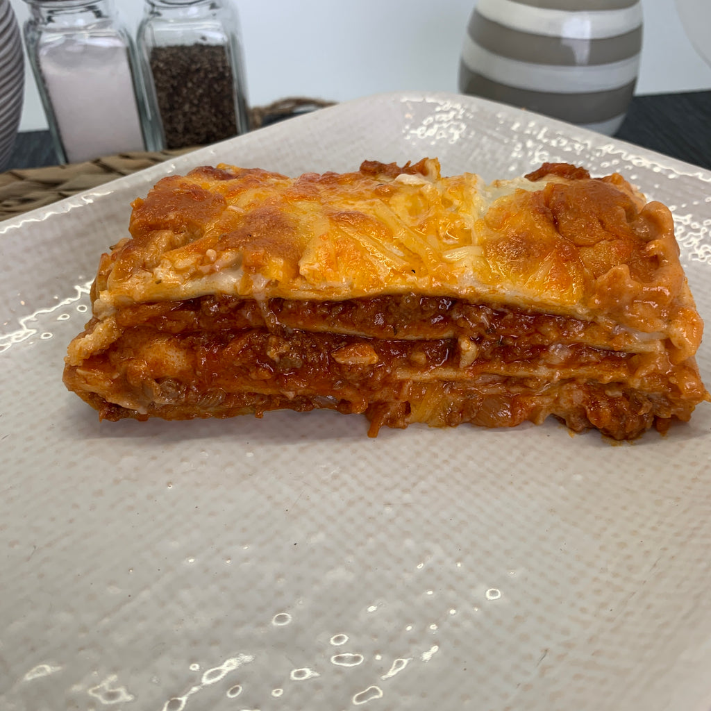 Traditional Beef Lasagne (3-4 portions)
