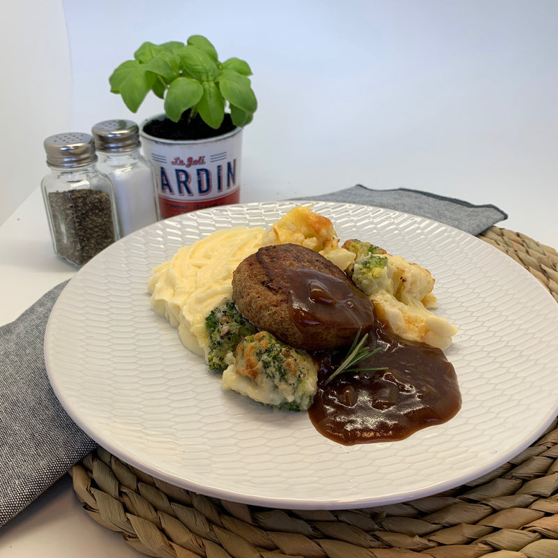 Lamb Rissole (single serve meal)