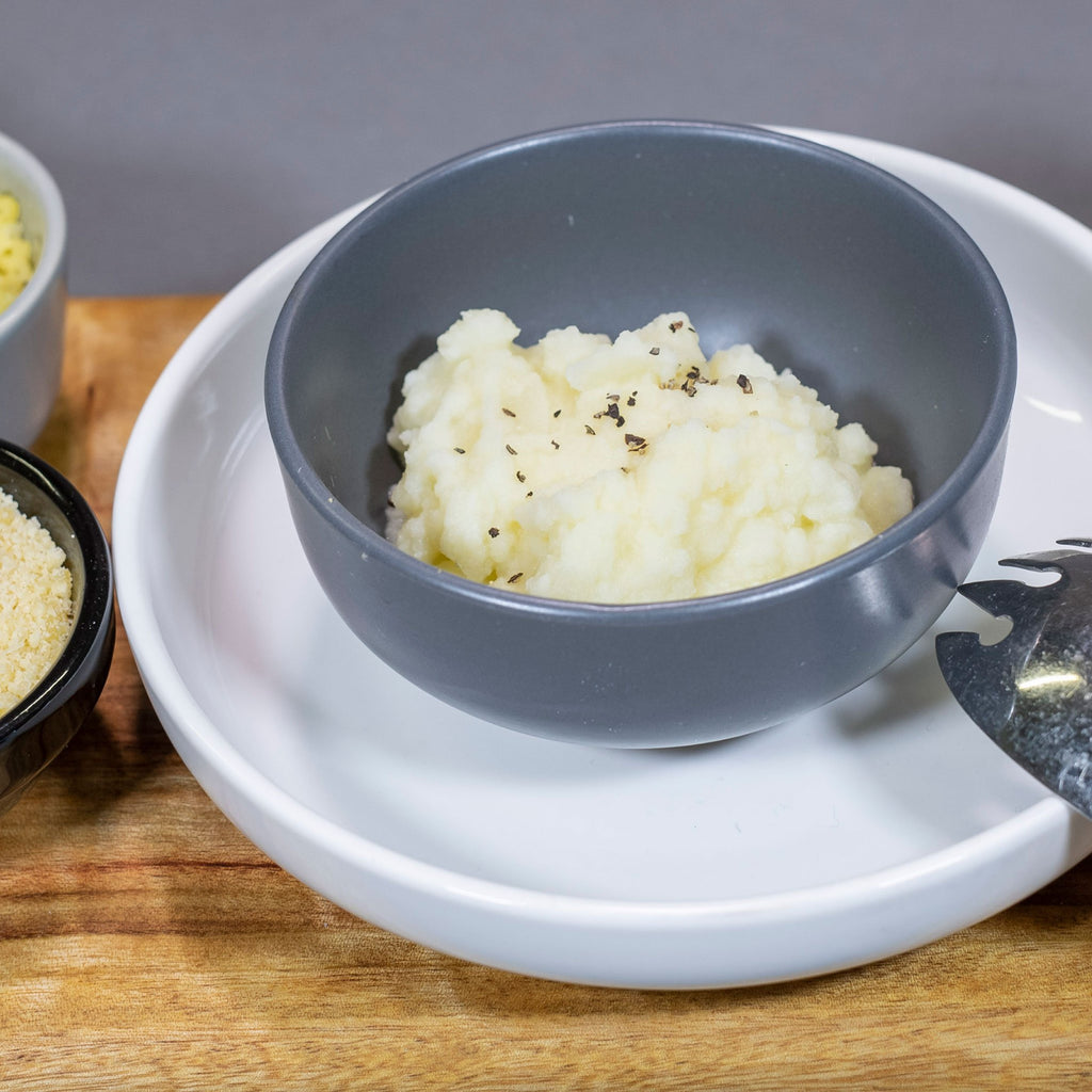 Creamy Mashed Potato by Contented Chef