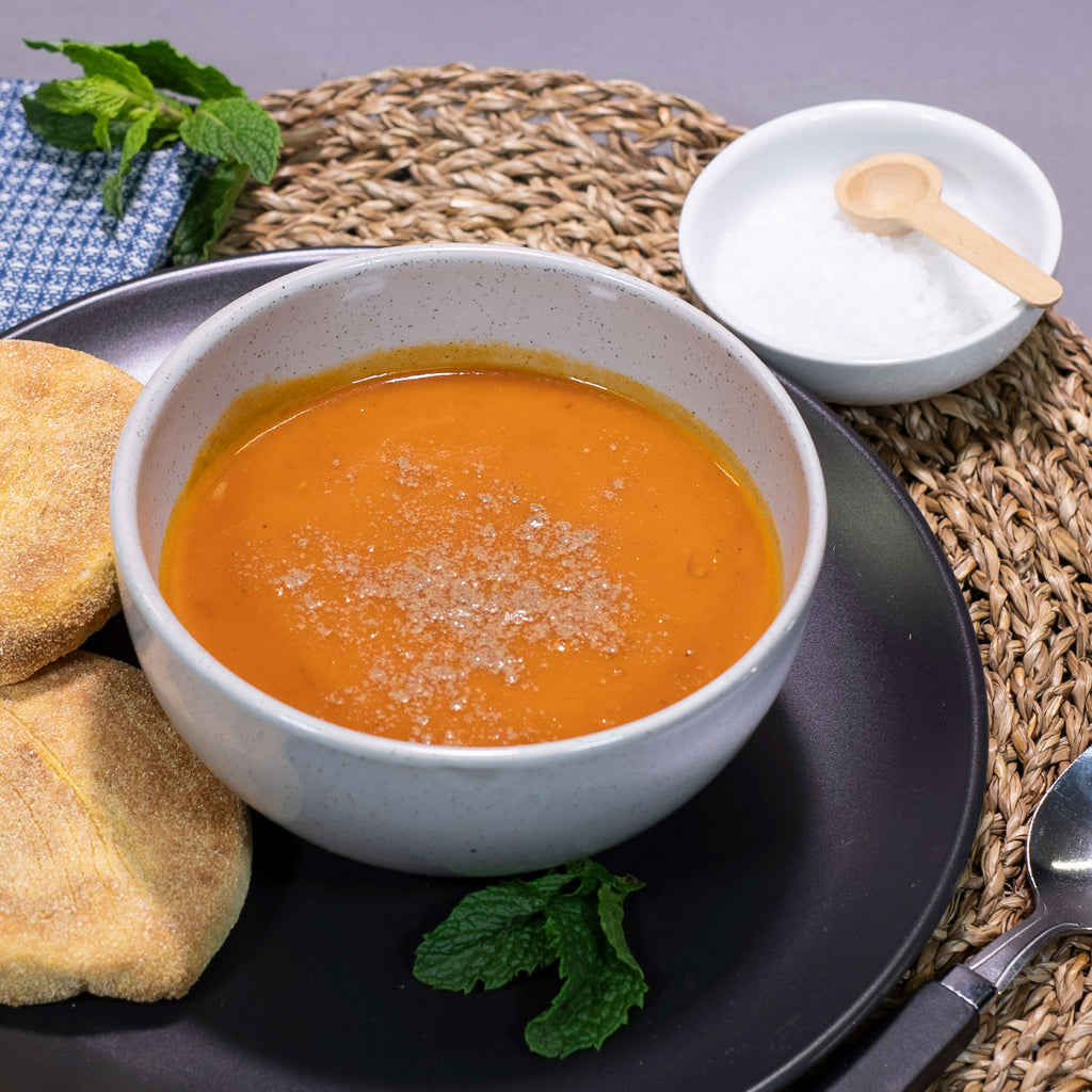 Roast Pumpkin Soup (single serve)