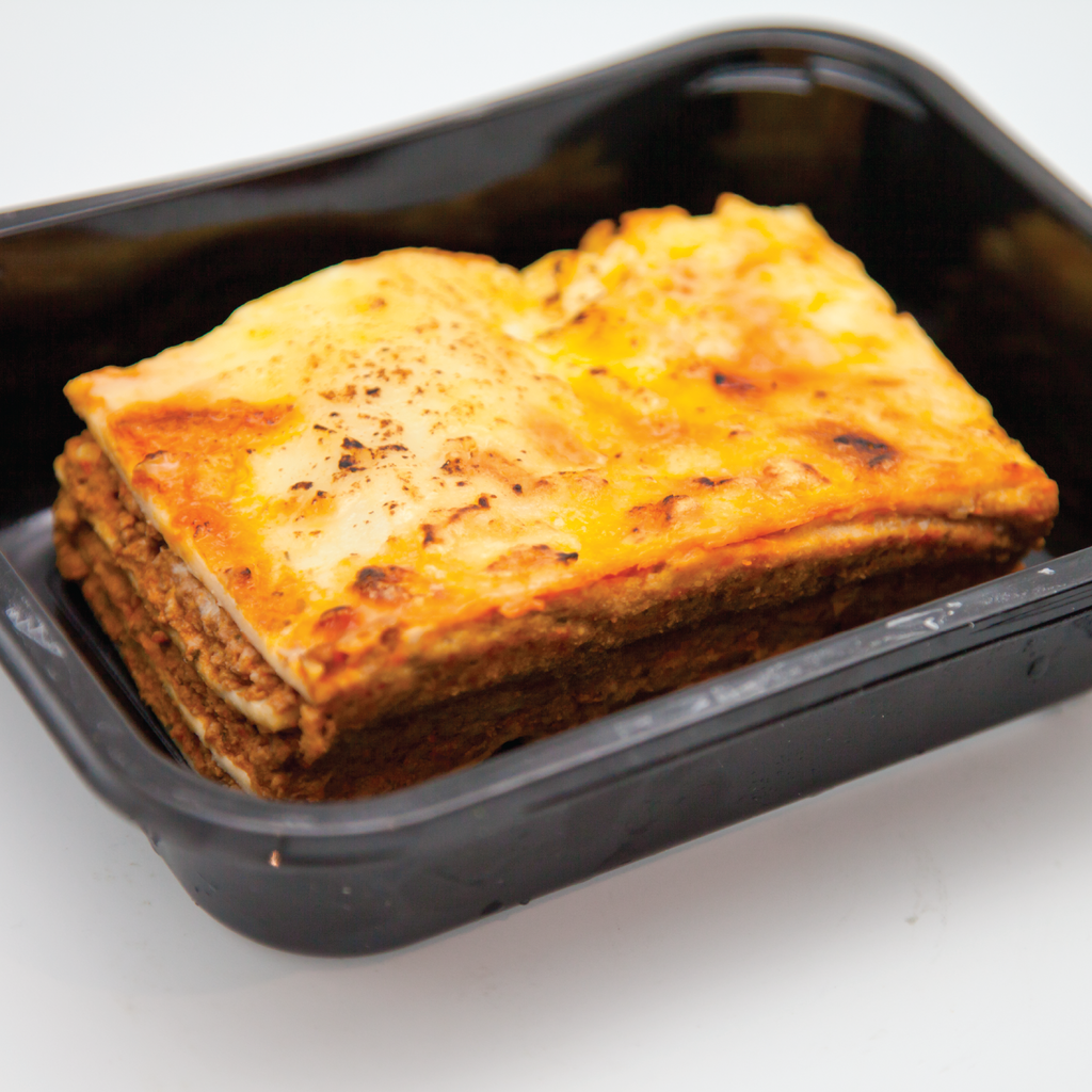 Traditional Lasagne (single serve meal)
