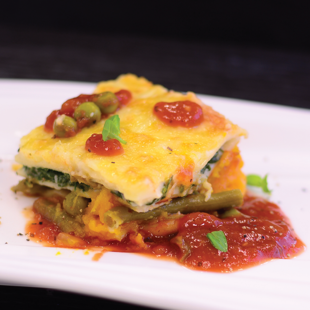 Vegetarian Lasagne Dishes to Share 3-4 portions