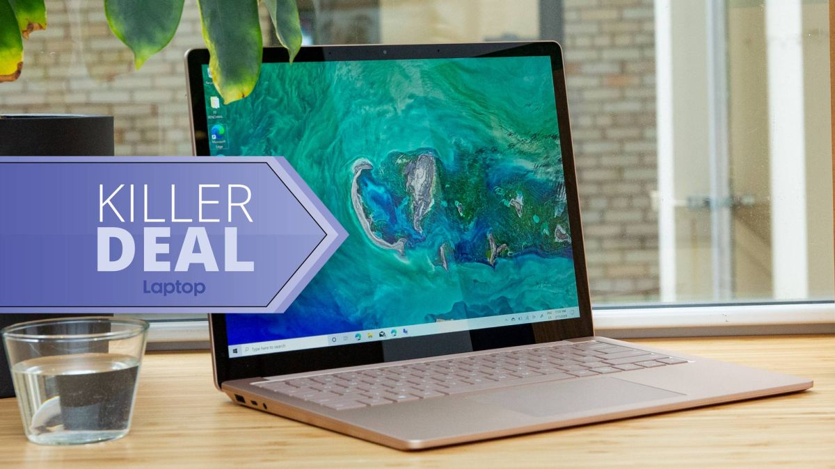 Save $450 on Surface Laptop 3