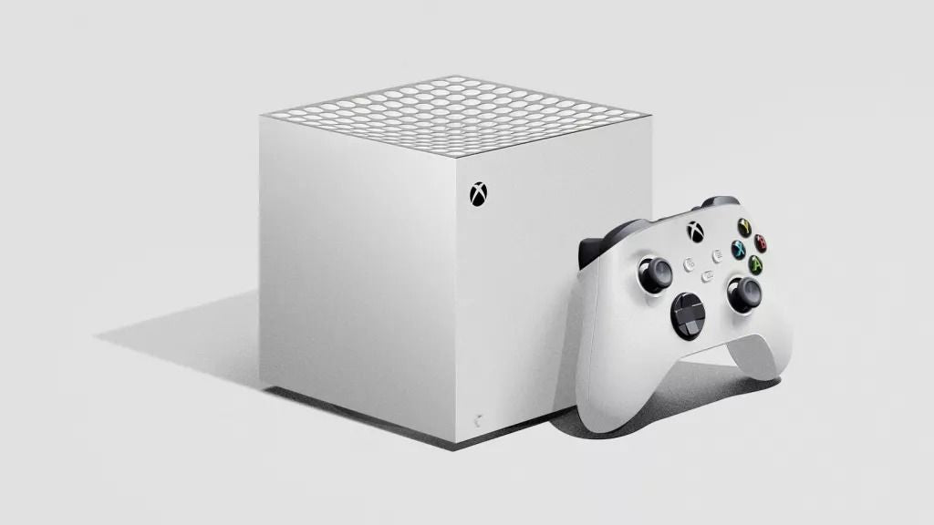 Here's everything there is to know about the Xbox Series S