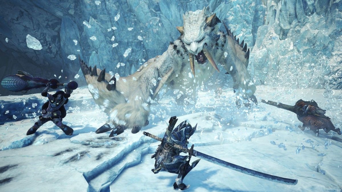 A new Monster Hunter game might come to the Nintendo Switch in the future