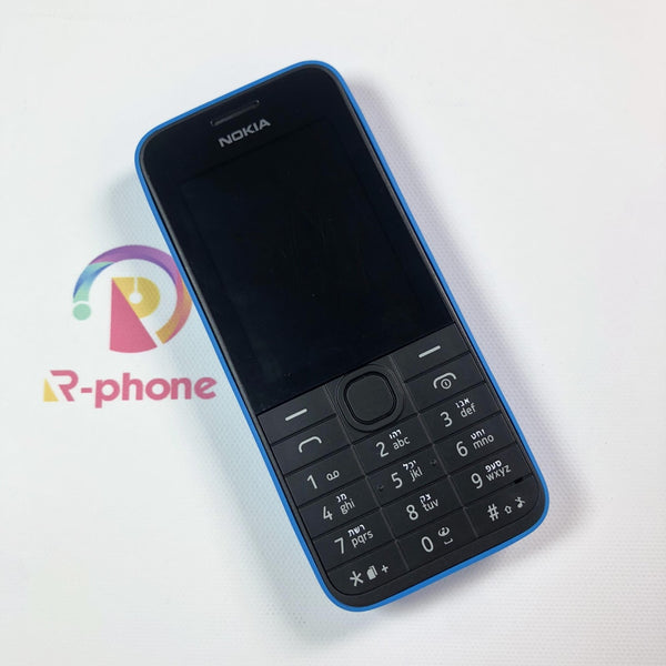 Unlocked Original NOKIA 208 Single Sim Version Cellphone GSM Good Quality Refurbished Mobile Phone