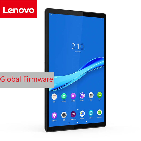 LENOVO M10 Plus MediaTek P22T Octa Core 4GB RAM 64GB ROM 10.3 Inch Android P OS Tablet