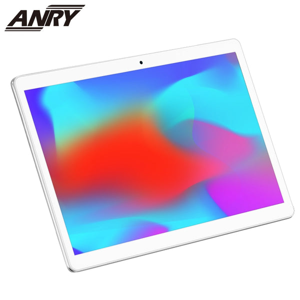 ANRY tablet 10 1 4G Phone Call 4G+64GB 13MP 10.1 Inch Phablet 1920*1200 IPS Deca Core Dual Sim Android 8.1 MTK6797T X25