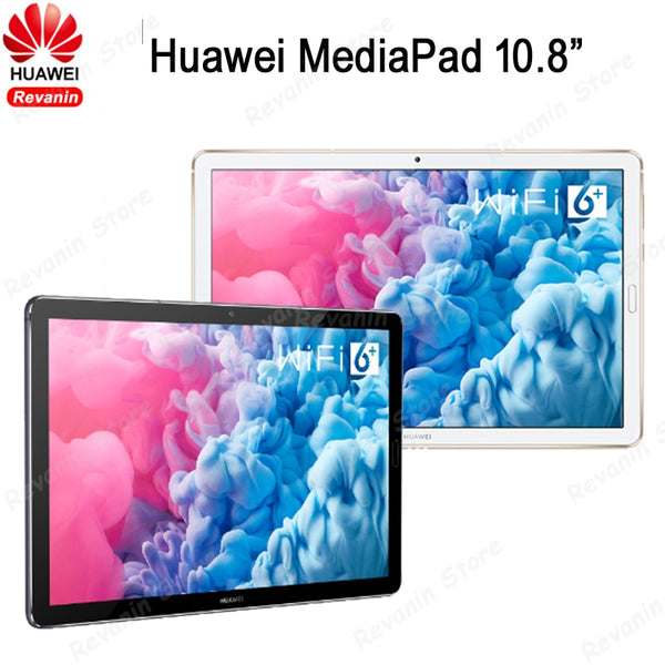 HUAWEI MatePad 10.8 inch Tablet Android 10 Kirin 990 Octa core Multi-screen Collaboration 2560x1600 2K Screen Fingerprint Tablet