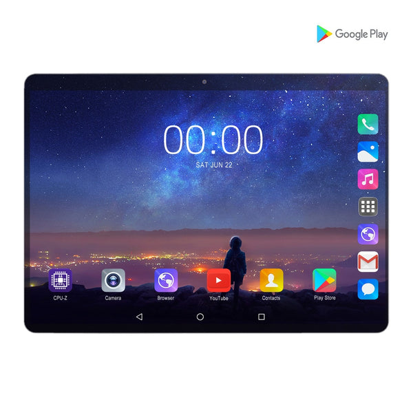 CARBAYTA 10 inch tablet CP9 MID PC Global Bluetooth Wifi phablet Android 7.0 MTK Core Dual SIM Card 2.5D Tablet CE Band 32GB 64G