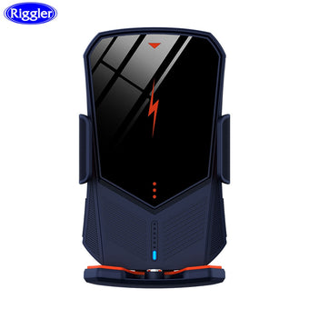 Car Wireless Charger ForIphone 11 forSamsung S10 Smartphone Magnetic Fast Charger In Car Phone Holder Universal for Mobile Phone