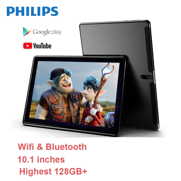 Philips Original tablet pc 10.1 inch android 9 RAM 3GB ROM 32GB WIFI Bluetooth dual cameras