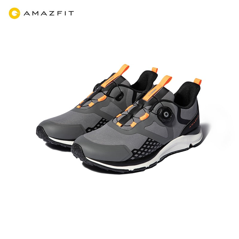 Xiaomi Amazfit Antelope Light Smart Shoes 2 Outdoor Sports sneaker Sneakers GOODYEAR Rubber Lace Up Knobs Support Smart Chip 4