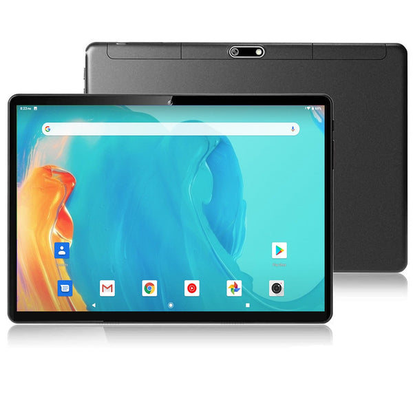 Android Tablet 10.1 IPS Screen Octa Core 3GB RAM 32GB ROM 4G Phone Call Android 9.0 tablette 10.1