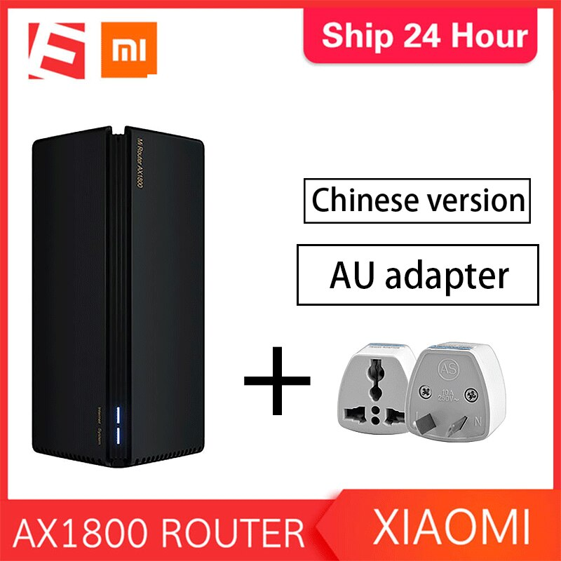 Original Xiaomi Mi Extreme  AX1800  WIFI6, 2.4G  5.0GHz  Gigabit  5G  Qualcomm The Five Nuclear Home Wireless Through The Wall