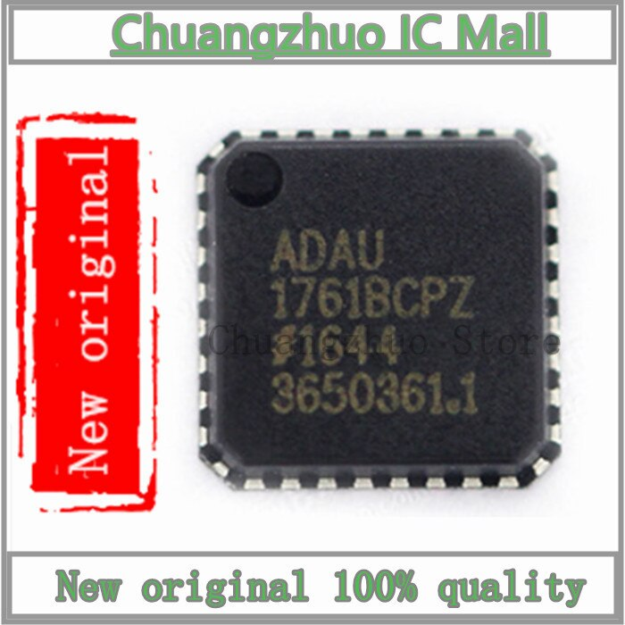 1PCS/lot New original ADAU1761BCPZ ADAU1761 ADAU 1761BCPZ QFN32 IC Chip