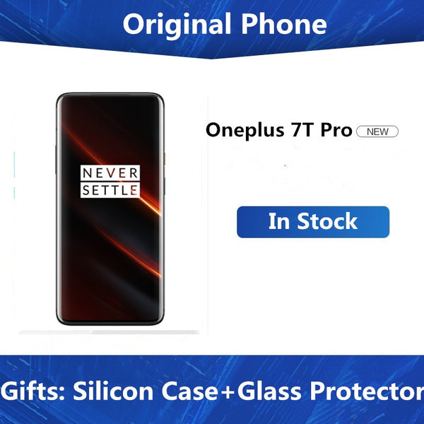 DHL Fast Delivery Oneplus 7T Pro Cell Phone Snapdragon 855 Plus Android 10.0 6.67