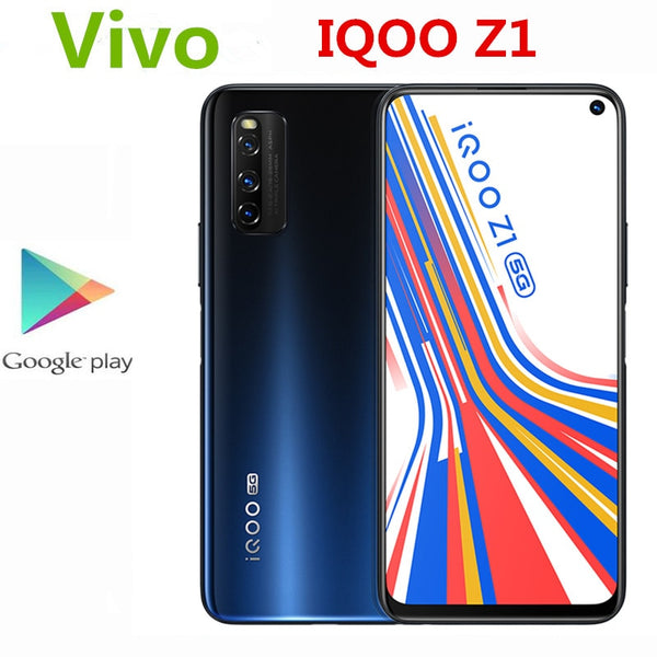 Original Vivo IQOO Z1 5G Mobile Phone 6.57