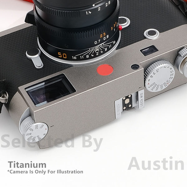 Anti-scratch Decal Skin Wrap Cover Protector Sticker For Camera Skin Leica M10